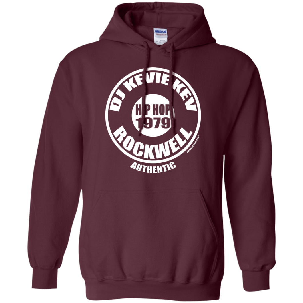 DJ KEVIE KEV ROCKWELL (Rapamania Collection) T Hoodie 8 oz.