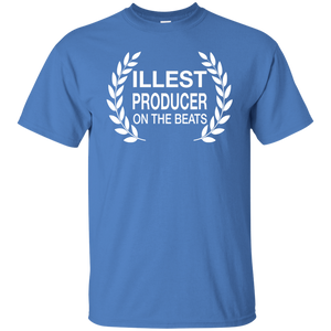 ILLEST PRODUCER ON THE BEATS T-Shirt