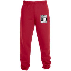 STRAIGHT OUTTA HOWARD Sweatpants with Pockets