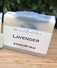Load image into Gallery viewer, Lavender EO Soap