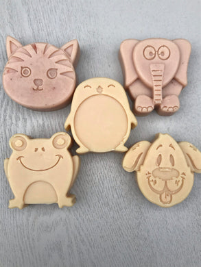 Animal Soap Shapes