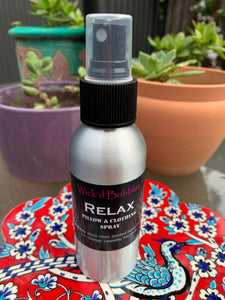 NEW Relax Pillow & Clothing Spray 100ml