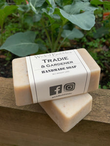 NEW Tradie & Gardener EO Soap 130g