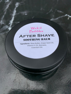 NEW After Shave Soothing Balm 40g