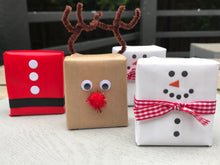 Load image into Gallery viewer, Xmas Soap - Santa, Reindeer, Snowman