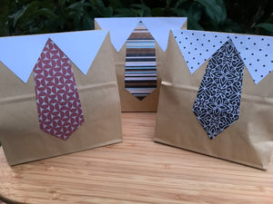 The Man Bag (of soap) - gift 4 pack