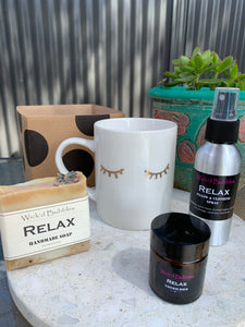 Relax Gift Pack - Relax Soap, Relax Balm & Relax Spray