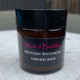 Motion Sickness Natural Balm 20g