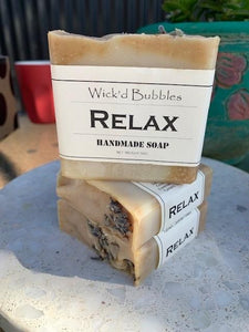 RELAX EO Soap 90g