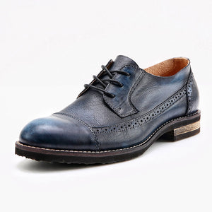 1ca935ee5 Men Gradient Casual Leather Shoes – UMSHOPP