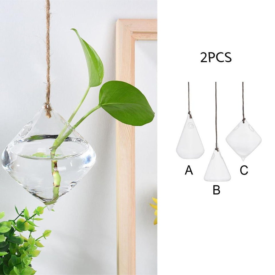 Hydroponic Planter Glass Bulb - Ubitrends