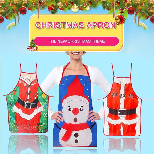 Christmas Aprons - Ubitrends
