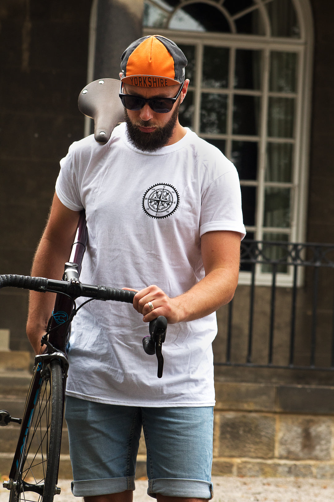 IP Industries Yorkshire Rose Compass Tee