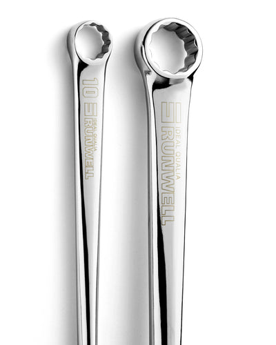 The Runwell Nezile1015 Twin Headed Bicycle Wrench
