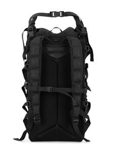 THE EVO-2 30 LITRE URBAN BACKPACK IN BLACK BY BRAASI™ INDUSTRIES