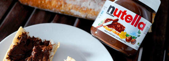Le secret du Nutella: la noisette du Piémont