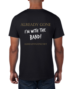 Men's I'm With The Band t-shirt
