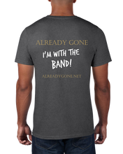 Load image into Gallery viewer, Men's I'm With The Band t-shirt