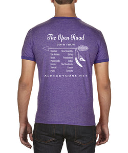 The Open Road Ringer Shirt