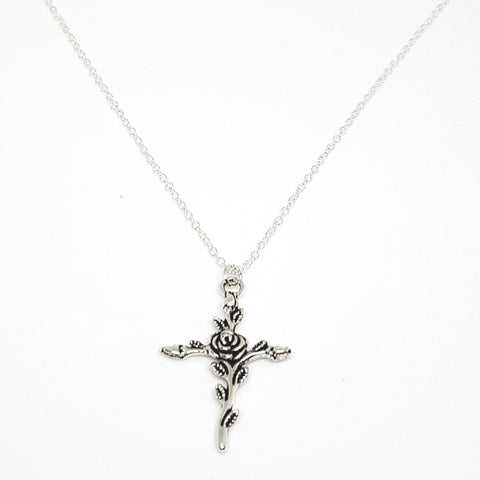 Thorney Cross Necklace