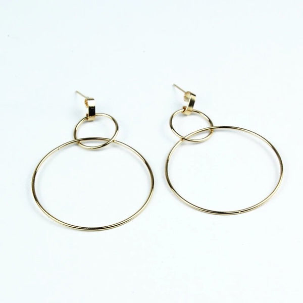 Statement Hoop Earrings