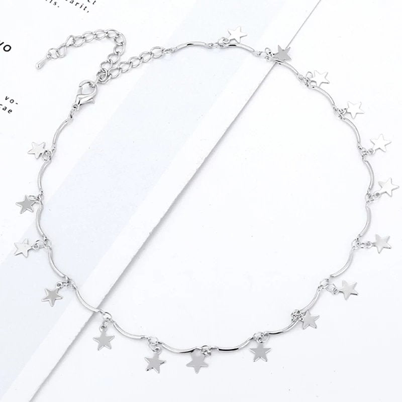 Away with the Stars Choker