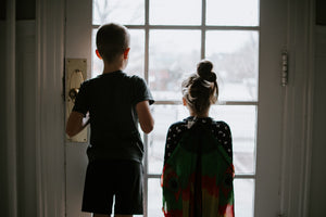 Stuck Inside With Your Kids - Try These Rainy Day Activities by Guest Author Kristin Louis