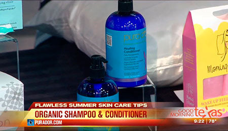 """""""Flawless Summer Skin Care Tips"""" with Good Morning Texas"""