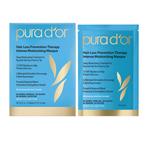 Hair Thinning Therapy Intense Moisturizing Masque 8pk Pura D Or