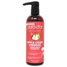 Load image into Gallery viewer, 16oz Apple Cider Vinegar Thin2Thick Shampoo