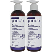 Load image into Gallery viewer, 16oz Hand Sanitizer - Lavender (2-Pack)
