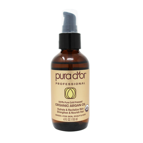 Pro Organic Argan Oil Pure Cold Pressed