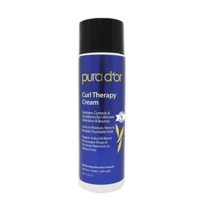 8oz Curl Therapy Styling Cream