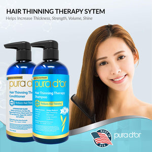 Hair Thinning Therapy System Original Scent