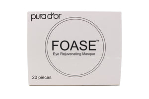 PURA D'OR Foase Under Eye Patches with 24K Gold - 20pk