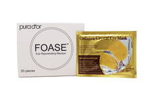 Load image into Gallery viewer, PURA D'OR Foase Under Eye Patches with 24K Gold - 20pk