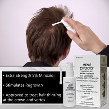 Load image into Gallery viewer, PURA D'OR Men's Hair Loss Regrowth Treatment