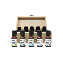 Load image into Gallery viewer, 10ml Essential Oil Set  - USDA Organic, 100% Pure, Natural, Therapeutic Grade