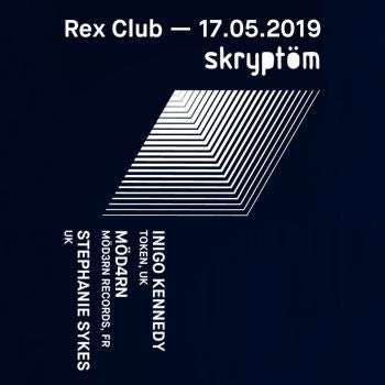 Mix of the Week 48.2020 • Inigo Kennedy @Skryptöm, Rex Club