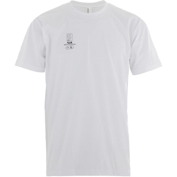 Nachtdigital Flex T-Shirt white