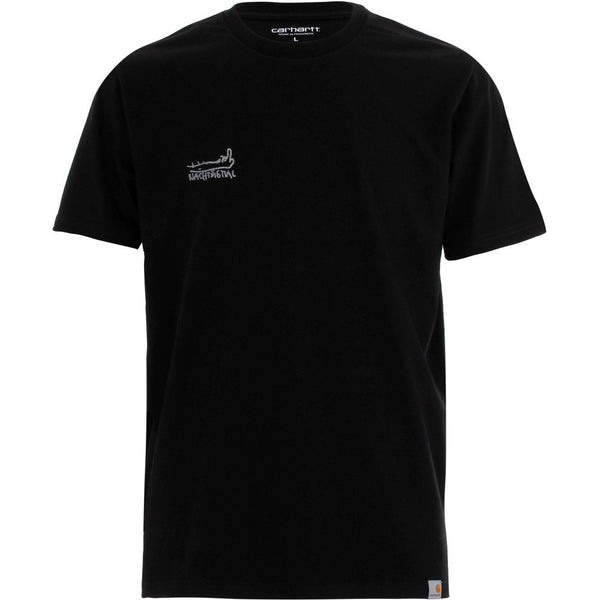 Nachtdigital Flex T-Shirt black
