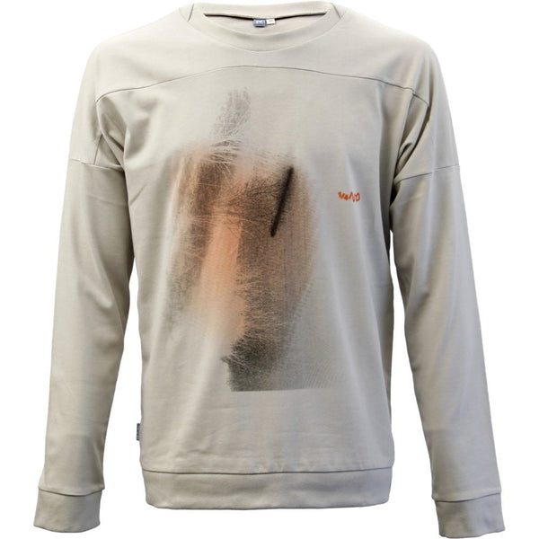 Nachtdigital Photoprint  Mondpferd Sweater Boy