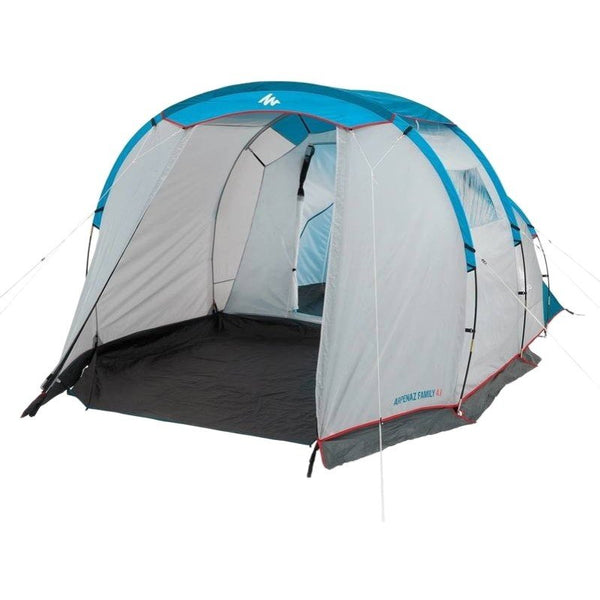 "rent your tent -> 4-people tent ""all inclusive"""