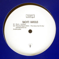 Nachti Various Vinyl Side D