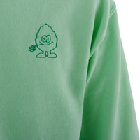 Nachtdigital Double Mint Sweater Detail
