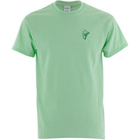 Nachtdigital Mint T-Shirt mint