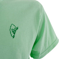 Nachtdigital Mint T-Shirt mint Detail