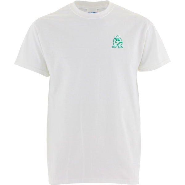 Nachtdigital Mint T-Shirt white