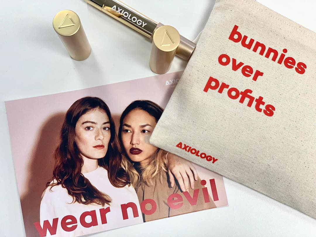 Axiology Cruelty-Free Vegan Beauty