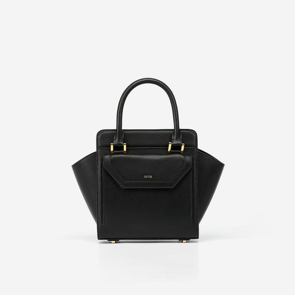 JW PEI Channon Mini Vegan Leather Bag - Black